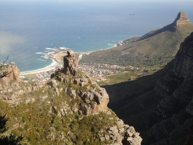 Blind Gully (Table Mountain)