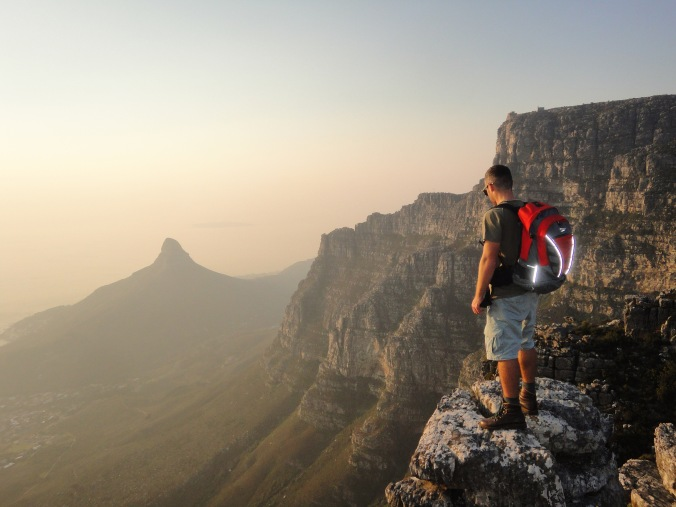 Jubilee Buttress (Table Mountain)