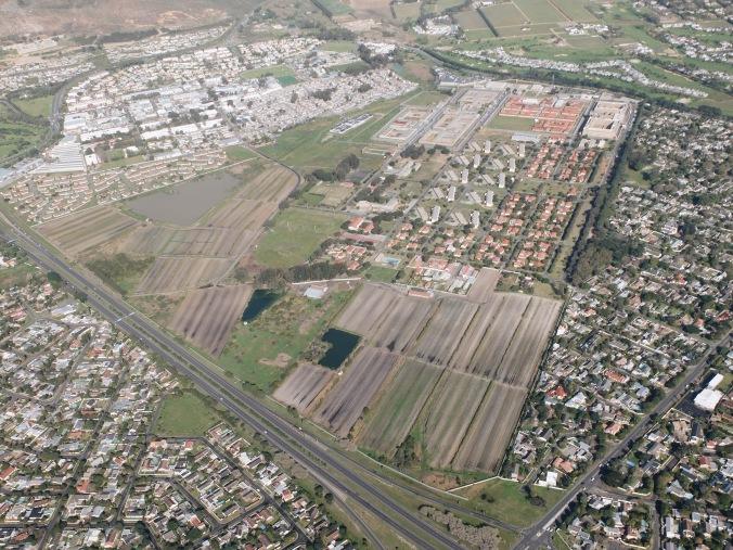 Pollsmoor Prison, Cape Town