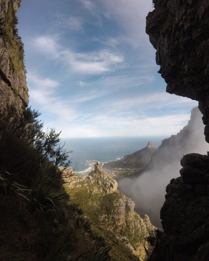 Blind Gully, Table Mountain