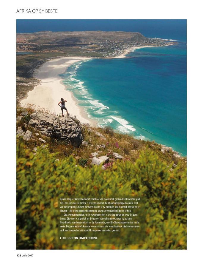 Weg! Magazine July 2017 - AFRIKA OP SY BESTE