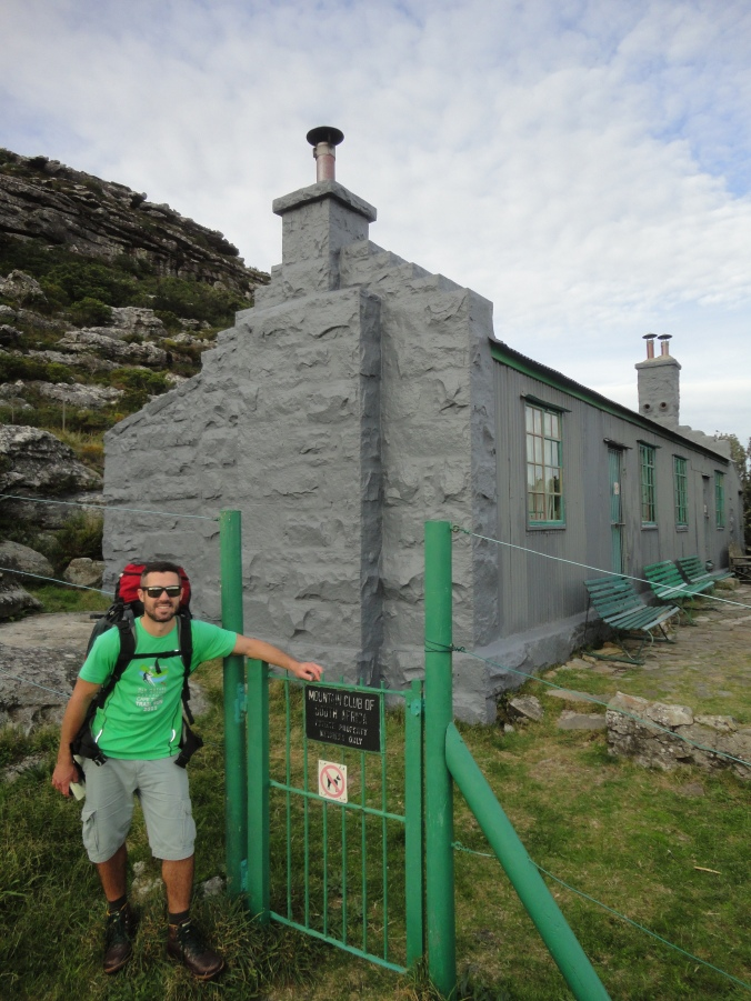 Mountain Club of South Africa - Table Mountain Hut