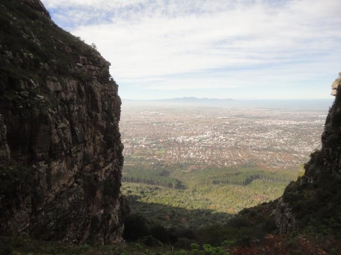 Devil's Peak Hike
