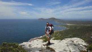 False Bay coastline, Hoerikwaggo Trail