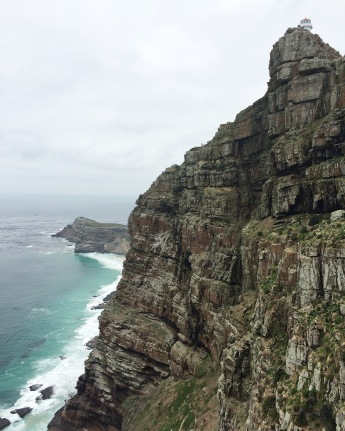 At Cape Point, Hoerikwaggo Trail