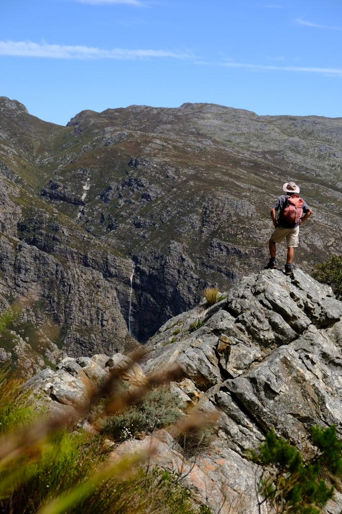 Hiking at Jonkershoek