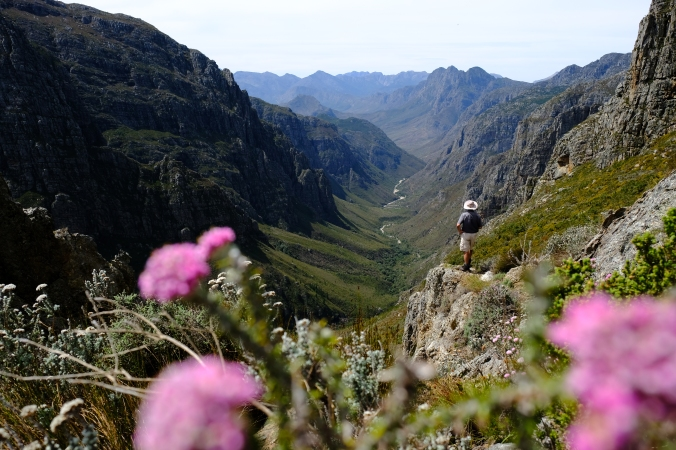 Jonkershoek Hiking