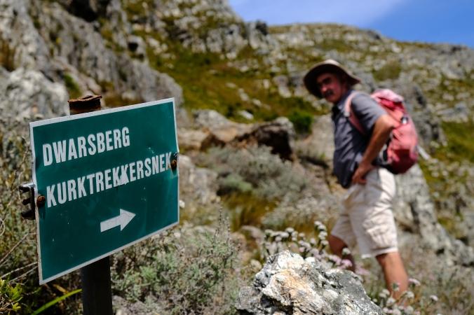Hiking at Jonkershoek