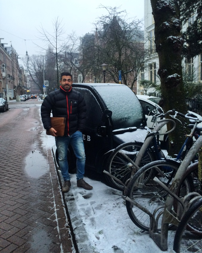 Amsterdam - Winter Travels (5)
