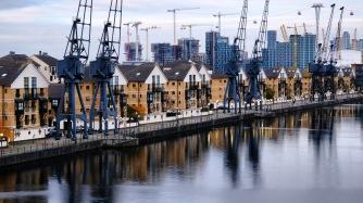 Royal Victoria Dock, London