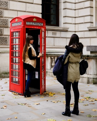Telephone Booths, Westminster