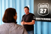 Listening to the Route 27 Roosterkoek story