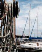 Catamaran details on board Elite Charters