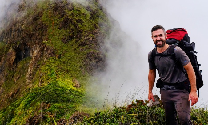 Justin Hawthorne Blog - Trekking Philippines - #LoveTableMountain