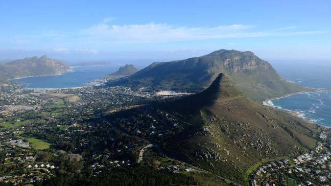 #12ApostlesFire - Justin Hawthorne - Table Mountain - 10 Month Update 11