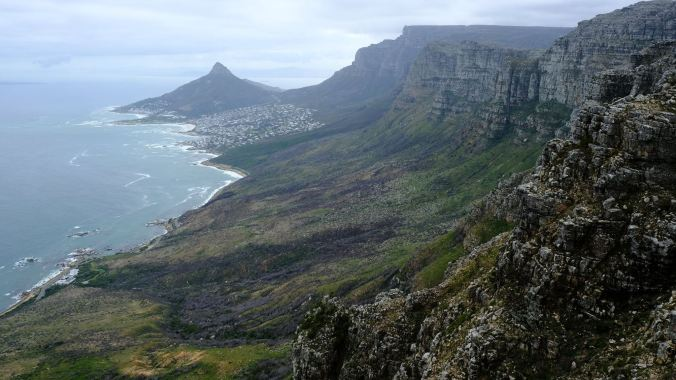 #12ApostlesFire - Justin Hawthorne - Table Mountain - 11 Month Update 00