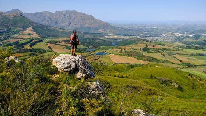 Simonsberg Hike - Stellenbosch - Justin Hawthorne 12