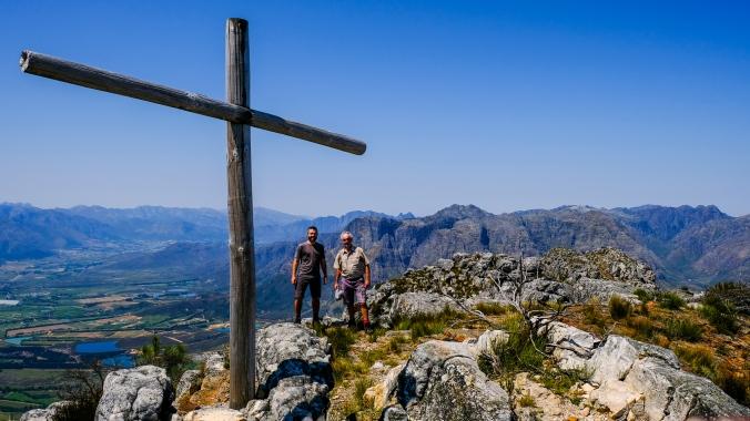 Simonsberg Hike - Stellenbosch - Justin Hawthorne 27
