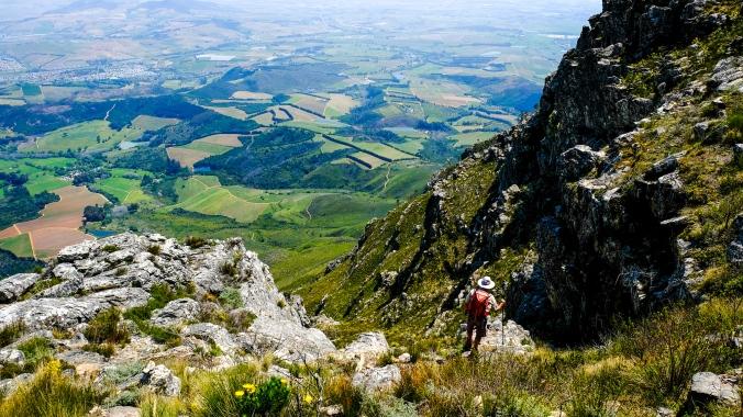 Simonsberg Hike - Stellenbosch - Justin Hawthorne 28