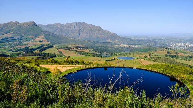 Simonsberg Hike - Stellenbosch - Justin Hawthorne 5