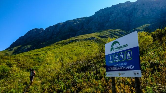 Simonsberg Hike - Stellenbosch - Justin Hawthorne 6